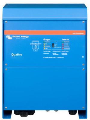 Инверторы Quattro 12/24/48/220B 3-10KBA с зарядным устройством